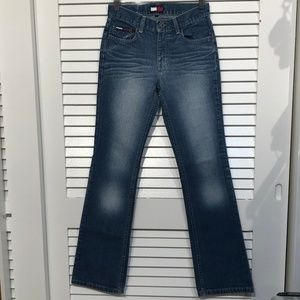 Tommy Boot Cut Jeans